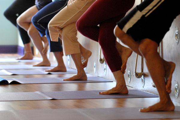 Pure Yoga & Fitness Hot Power Yoga Classes